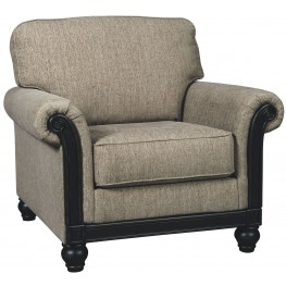 Blackwood Taupe Chair