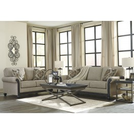 Blackwood Taupe Living Room Set