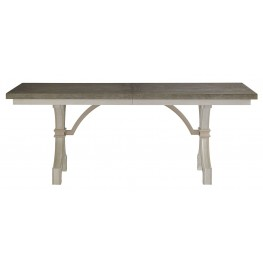 Preserve Orchid St. Helena Trestle Table
