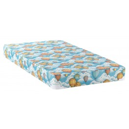 "Balloon 5"" Full Size Mattress With Bunkie Board"
