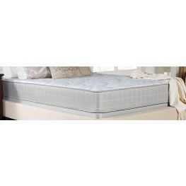Crystal Cove II Gray Cal. King Plush Mattress