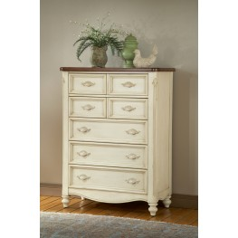 Chateau Five Drawer Chest