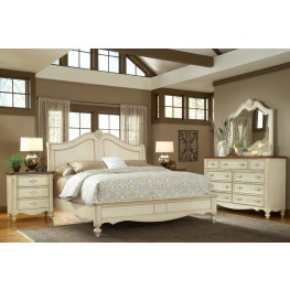 Chateau Sleigh Bedroom Set