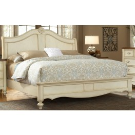 Chateau Queen Sleigh Bed