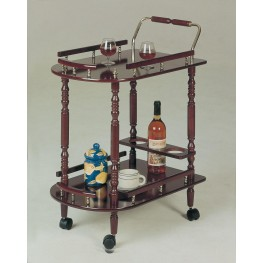Cherry Serving Cart 3512