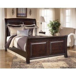 Ridgley Cal. KIng Sleigh Bed
