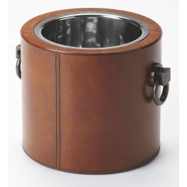 Hors D'Oeuvres Leather Wine Cooler