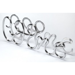 Hors D'Oeuvres Tabletop Wine Rack