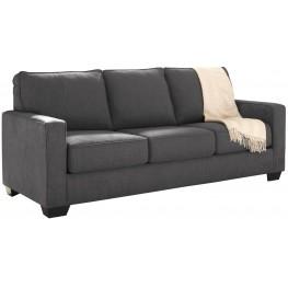 Zeb Charcoal Queen Sofa Sleeper