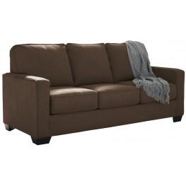 Zeb Espresso Full Sofa Sleeper