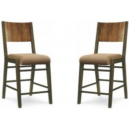 Kateri Pub Chair Set of 2