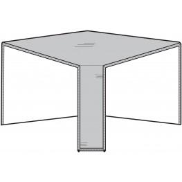 Gray Corner Cover