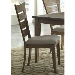 Pebble Creek I Ladder Back Side Chair