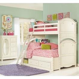 Charlotte Bunk Bedroom Set