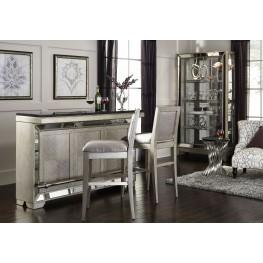 Farrah Silver Bar Set