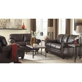 Bristan Walnut Living Room Set
