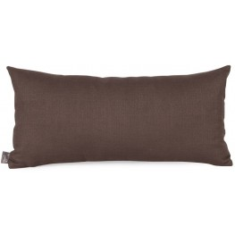 Sterling Chocolate Kidney Pillow