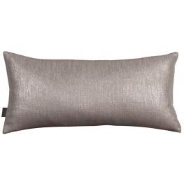 Glam Pewter Kidney Pillow