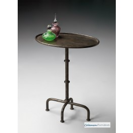 Metalworks 4002025 Pedestal Table