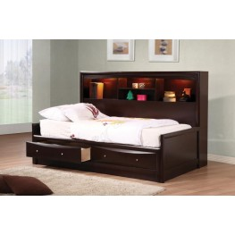 Phoenix Full Storage Day Bed · By Coaster Furniture