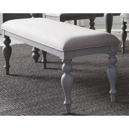 Summer House Dove Grey Bench