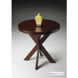 Chocolate Accent Table