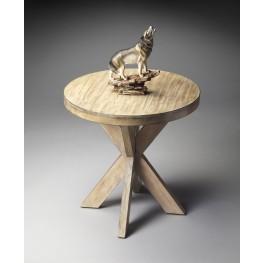 Loft Driftwood Accent Table