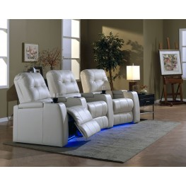 Record Leather Home Theatre Seating