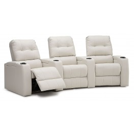 Record Bonded Leather Home Theatre Seating