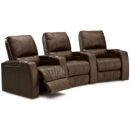 Playback Leather Home Theatre Seating