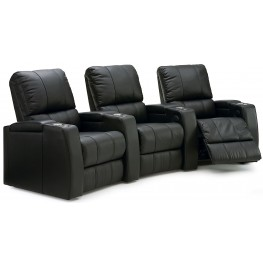 Playback Upholstered Home Theatre Seating