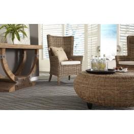 Key Largo Brown Living Room Set