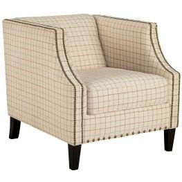 Kieran Cream Accent Chair