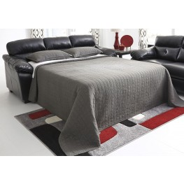 Bastrop Durablend Midnight Full Sofa Sleeper
