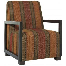 Fiera Brick Accent Chair