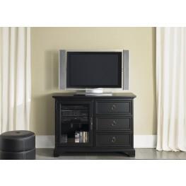 Beacon Black 44 Inch TV Console