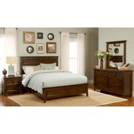 Laurel Creek Panel Storage Bedroom Set