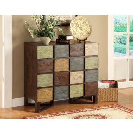 2 Drawer 2 Door Chest 46223