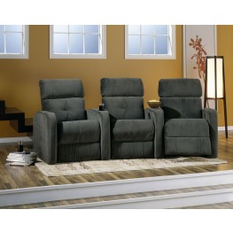 Stereo Upholstered Home Theatre Seating