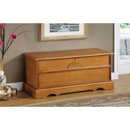 Oak Cedar Chest 4695