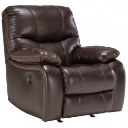 Pranas Brindle Rocker Recliner