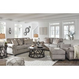 Olsberg Steel Living Room Set