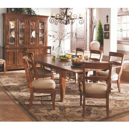 Tuscano Refectory Extendable Dining Room Set