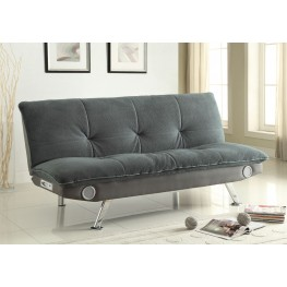 Braxton Grey Sofa Bed