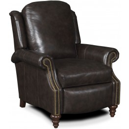 Hobson Dark Brown 3 Way Reclining Lounger By Bradington Young · By Hooker  Furniture