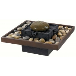 Bliss Indoor Table Fountain