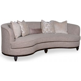"Blair Fawn 101"" Kidney Sofa"