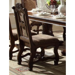 Thurmont Rich Cherry Side Chair Set of 2