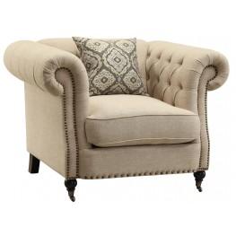 Trivellato Oatmeal Chair