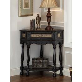 1 Drawer Corner Table 50707